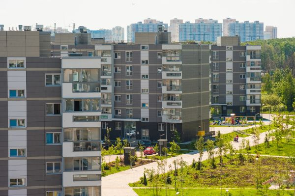 1-я Фотография ЖК «Ромашково»
