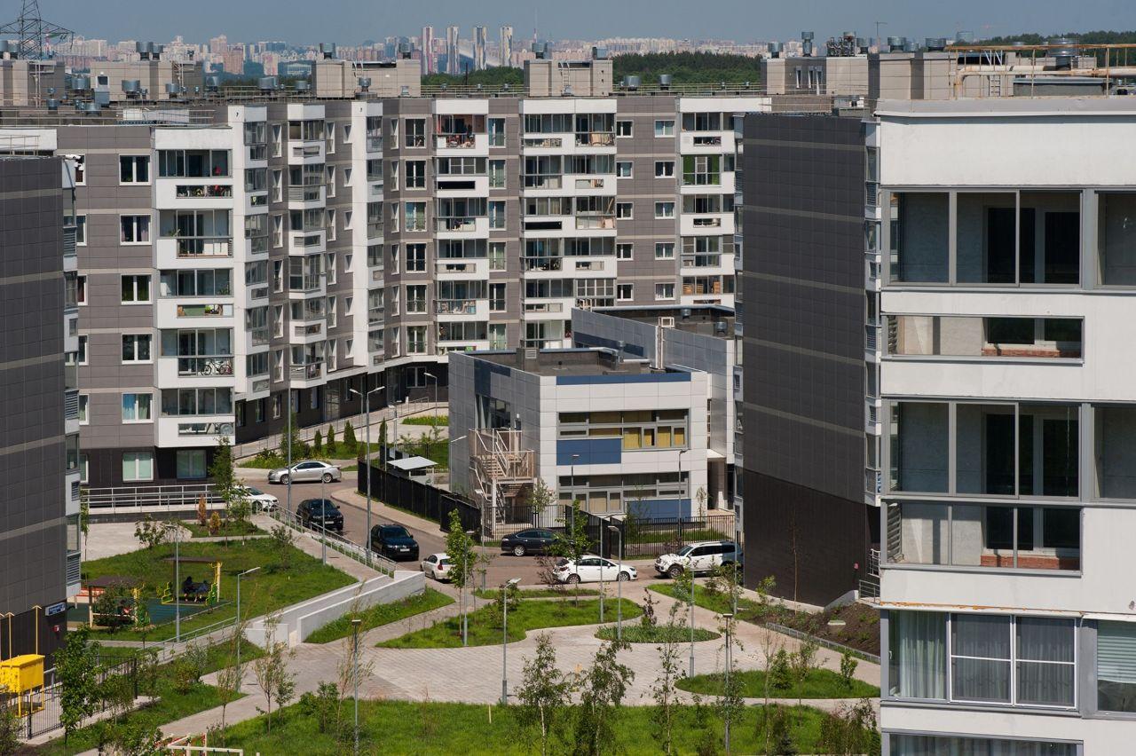 купить квартиру в ЖК Ромашково