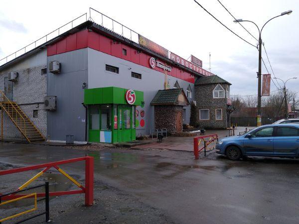 Многофункциональный комплекс на ул. Лапина, 36