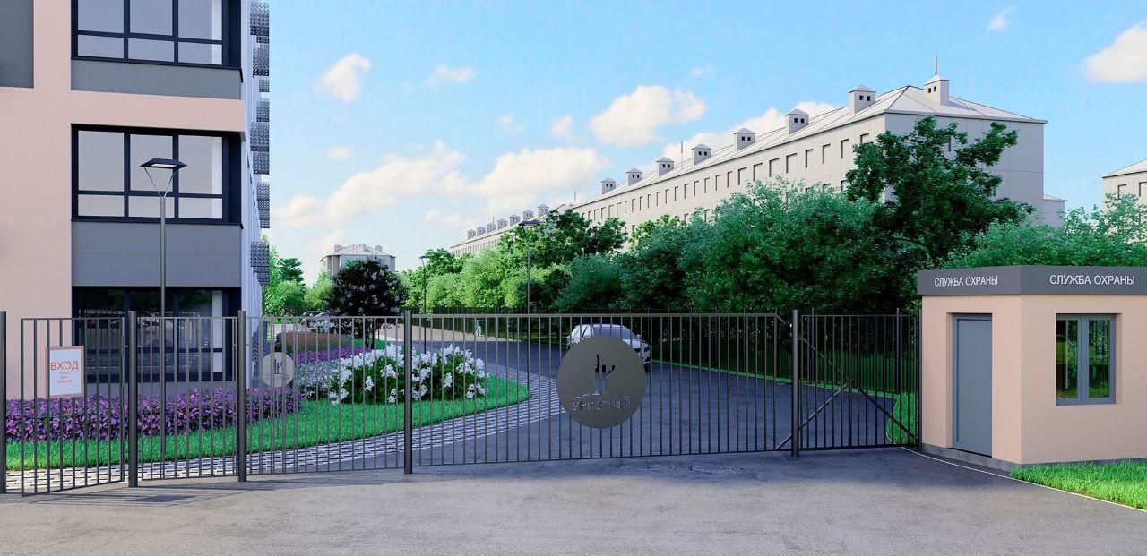 жилой комплекс Уникум на Новаторов