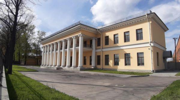 Бизнес-центр на Свердловской набережной, 22