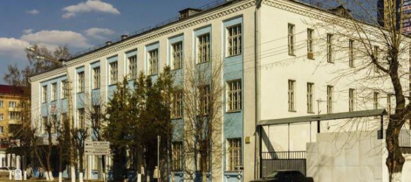 Офисное здание на ул. Московская, 3