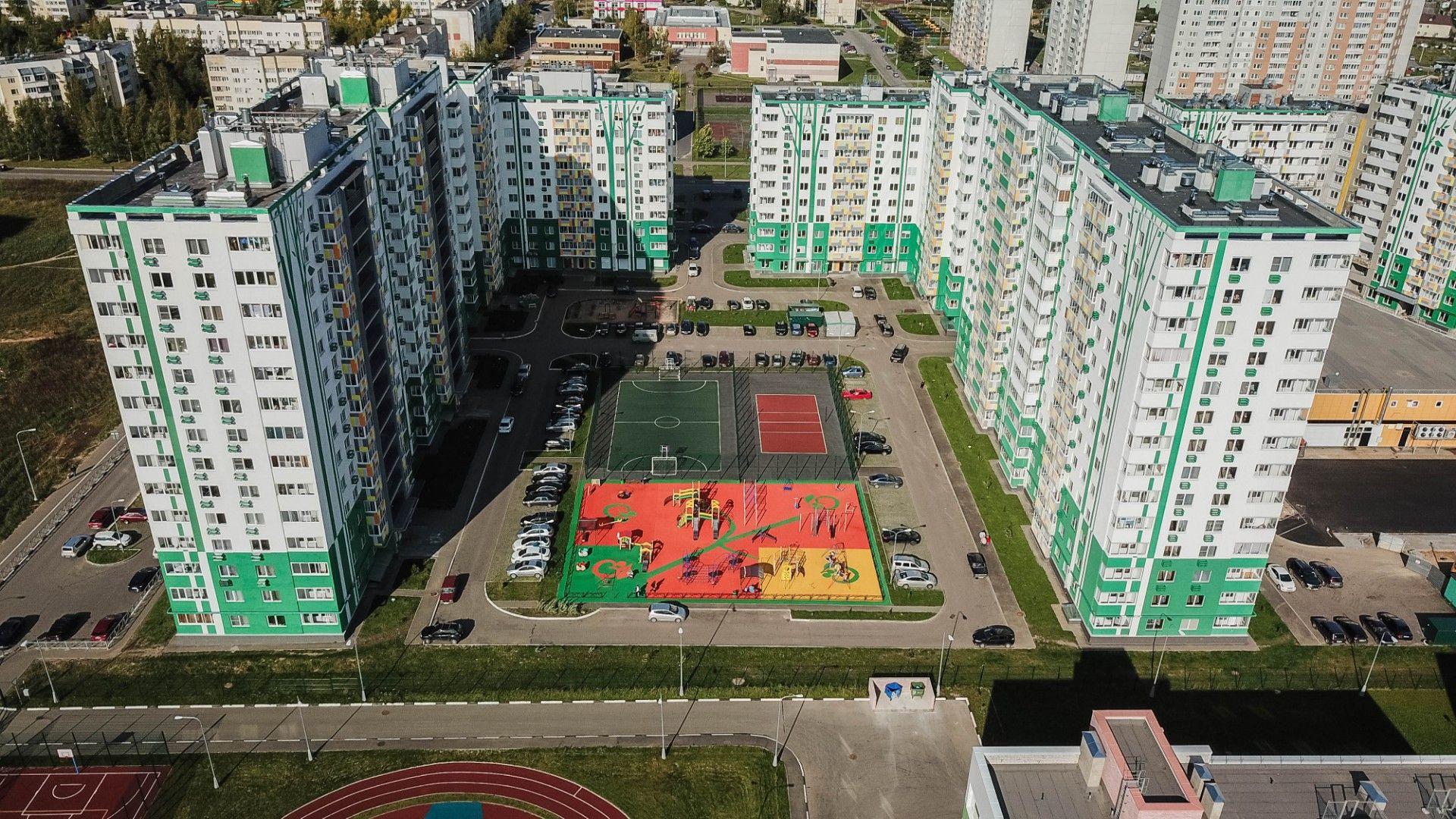 купить квартиру в ЖК Мичуринский