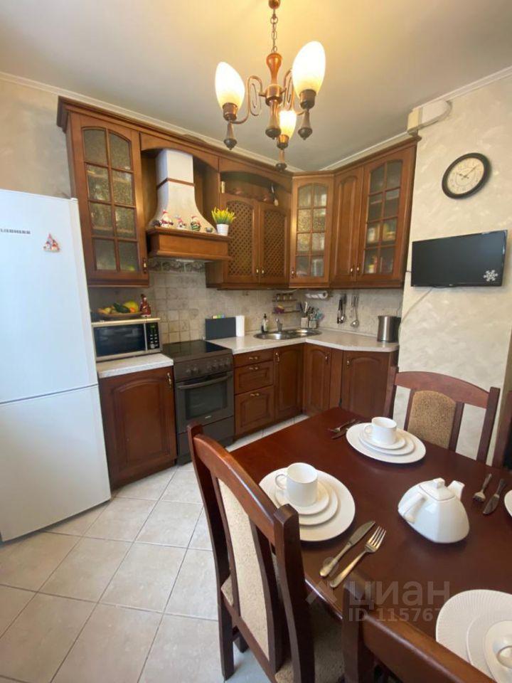 Купить двухкомнатную квартиру 52.4м² ул. Твардовского, 31К1, Москва, СЗАО, р-н Строгино м. Строгино - база ЦИАН, объявление 250662075