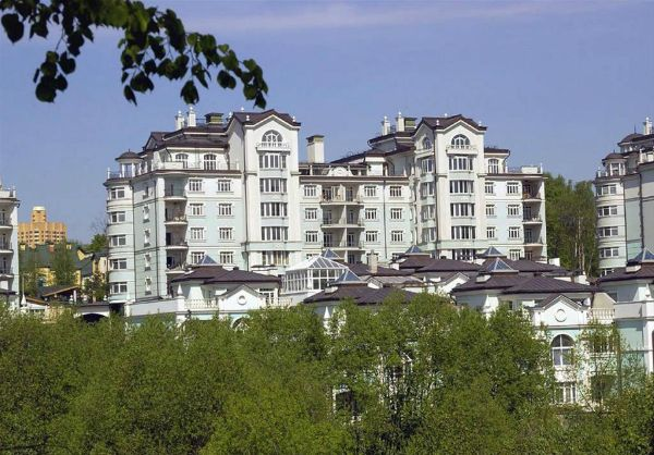 1-я Фотография ЖК «Покровский берег»