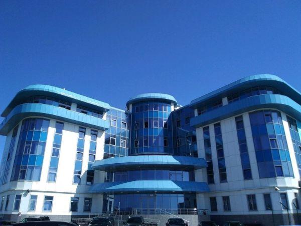 Административное здание на ул. Круизная Гавань, 4А
