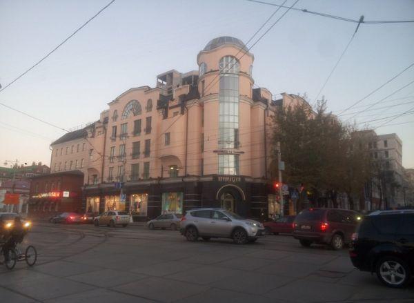 Торгово-офисный комплекс Привилегия