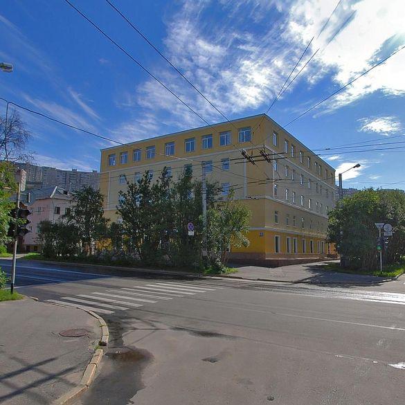 Отдельно стоящее здание на проспекте Ленина, 89