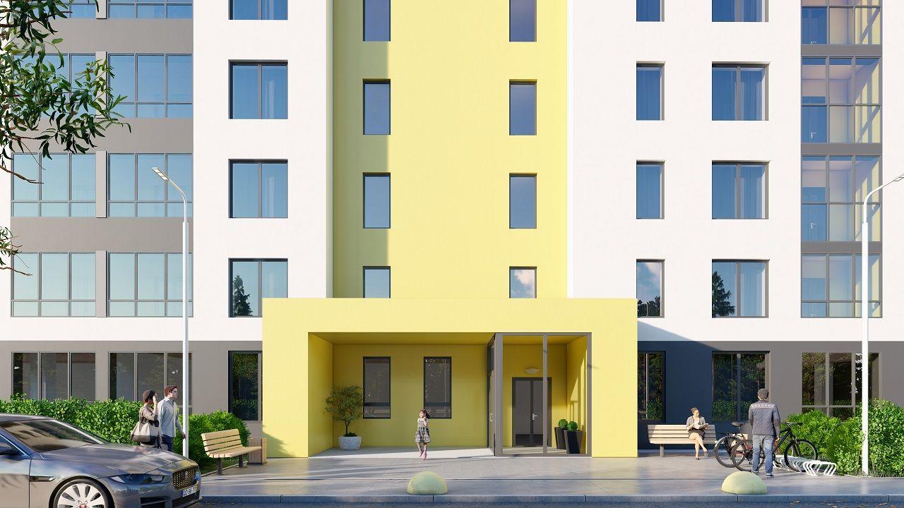 купить квартиру в ЖК На Ватутина
