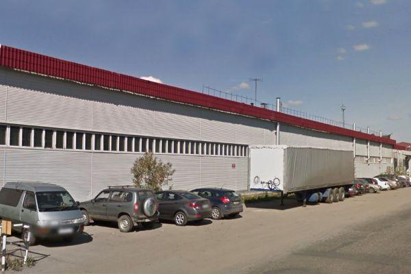 Производственно-складской комплекс на ул. Индустриальная, 4П
