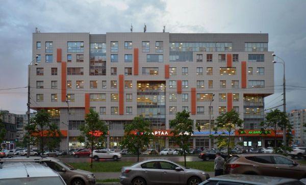 Многофункциональный комплекс на ул. Чистопольская, 11