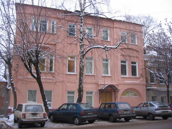 Отдельно стоящее здание на ул. Станко, 25