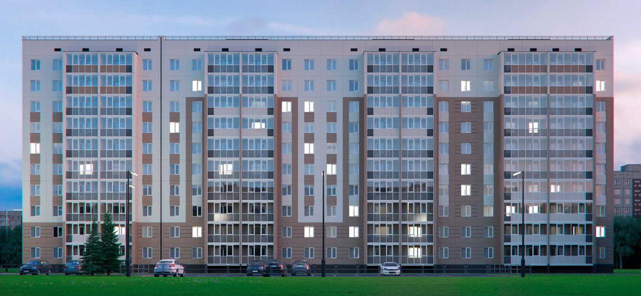 жилой комплекс Дома на Косарева
