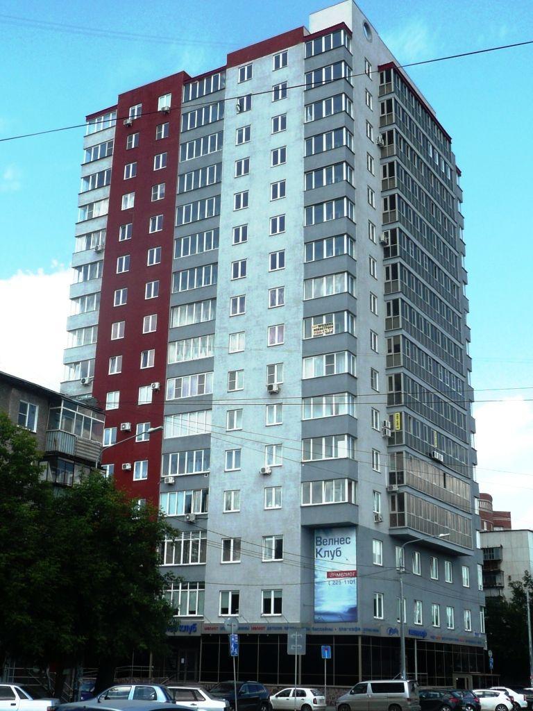 продажа квартир ул. Елькина, 84