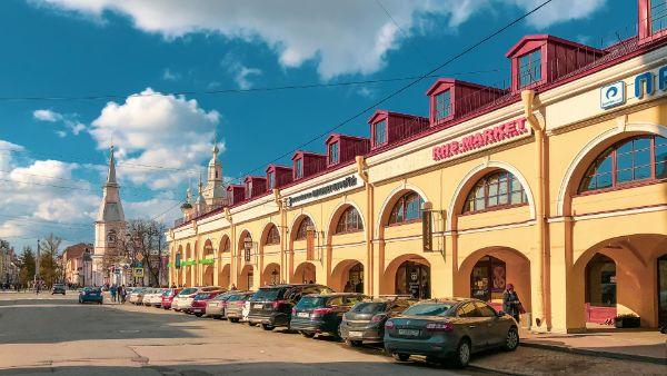 Торгово-офисный комплекс Андреевский Двор