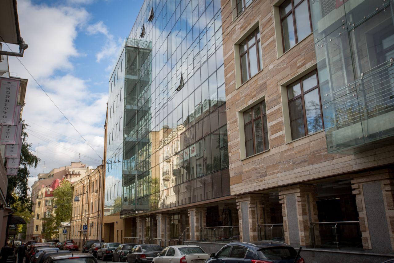 Москва аренда офисов ул шота руставели