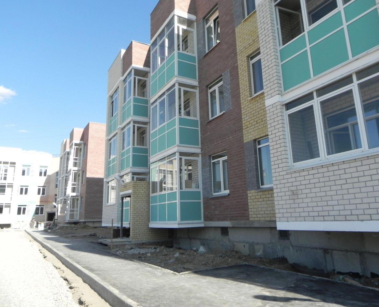 жилой комплекс ГринВилл