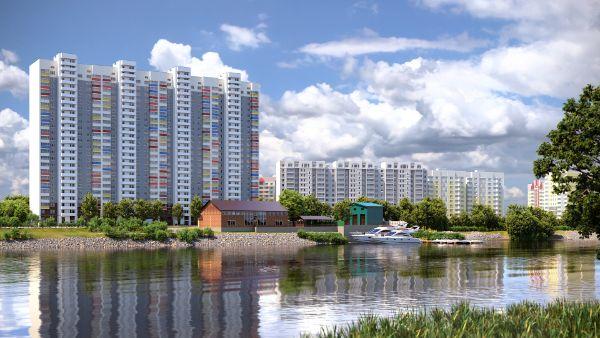 1-я Фотография ЖК «Две реки»