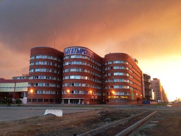 Бизнес-центр Богатырский 18