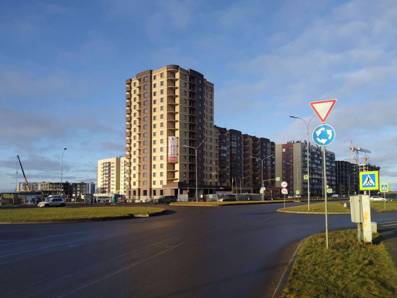 ЖК Балтийский каскад