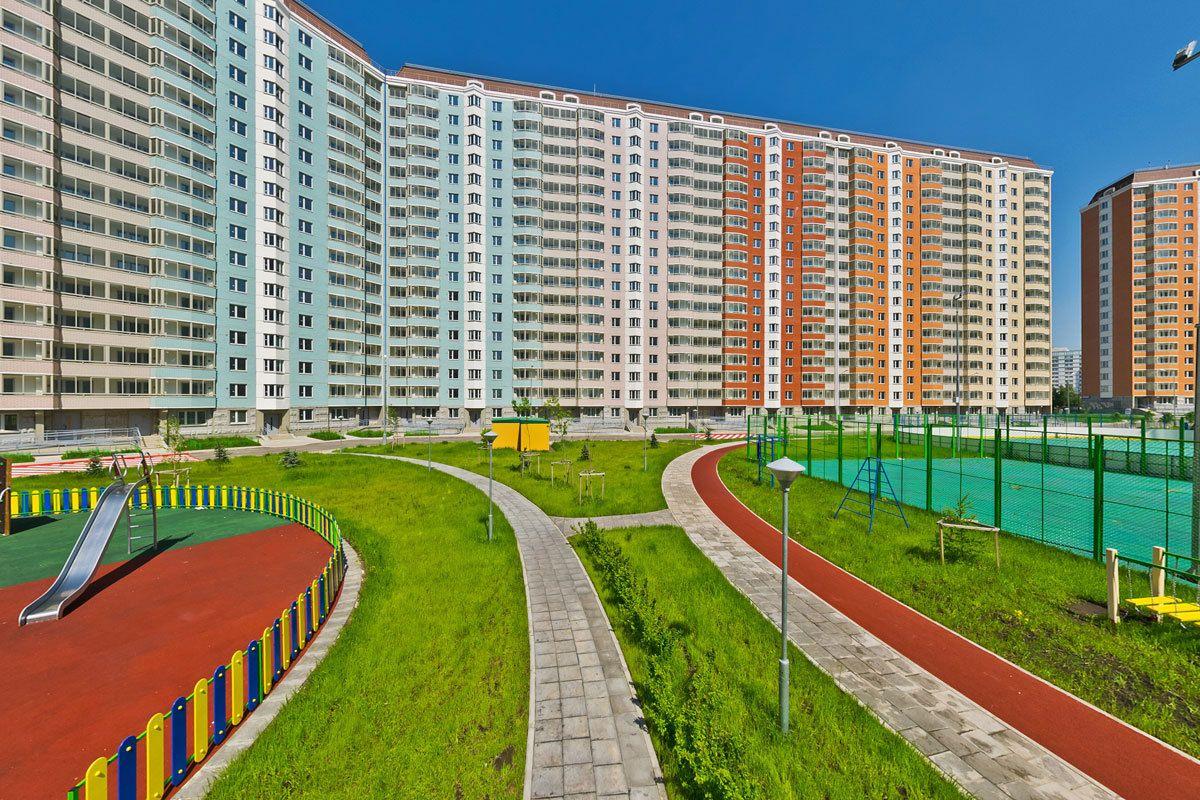 жилой комплекс В Солнцево