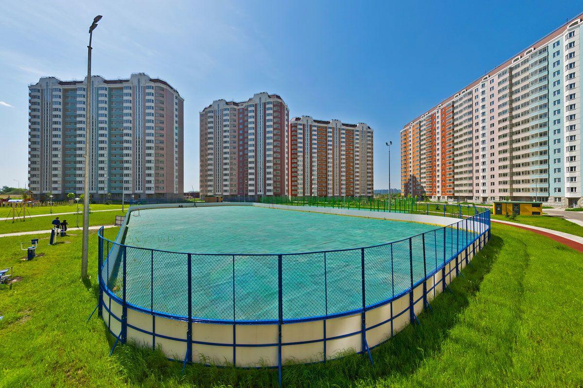 купить квартиру в ЖК В Солнцево
