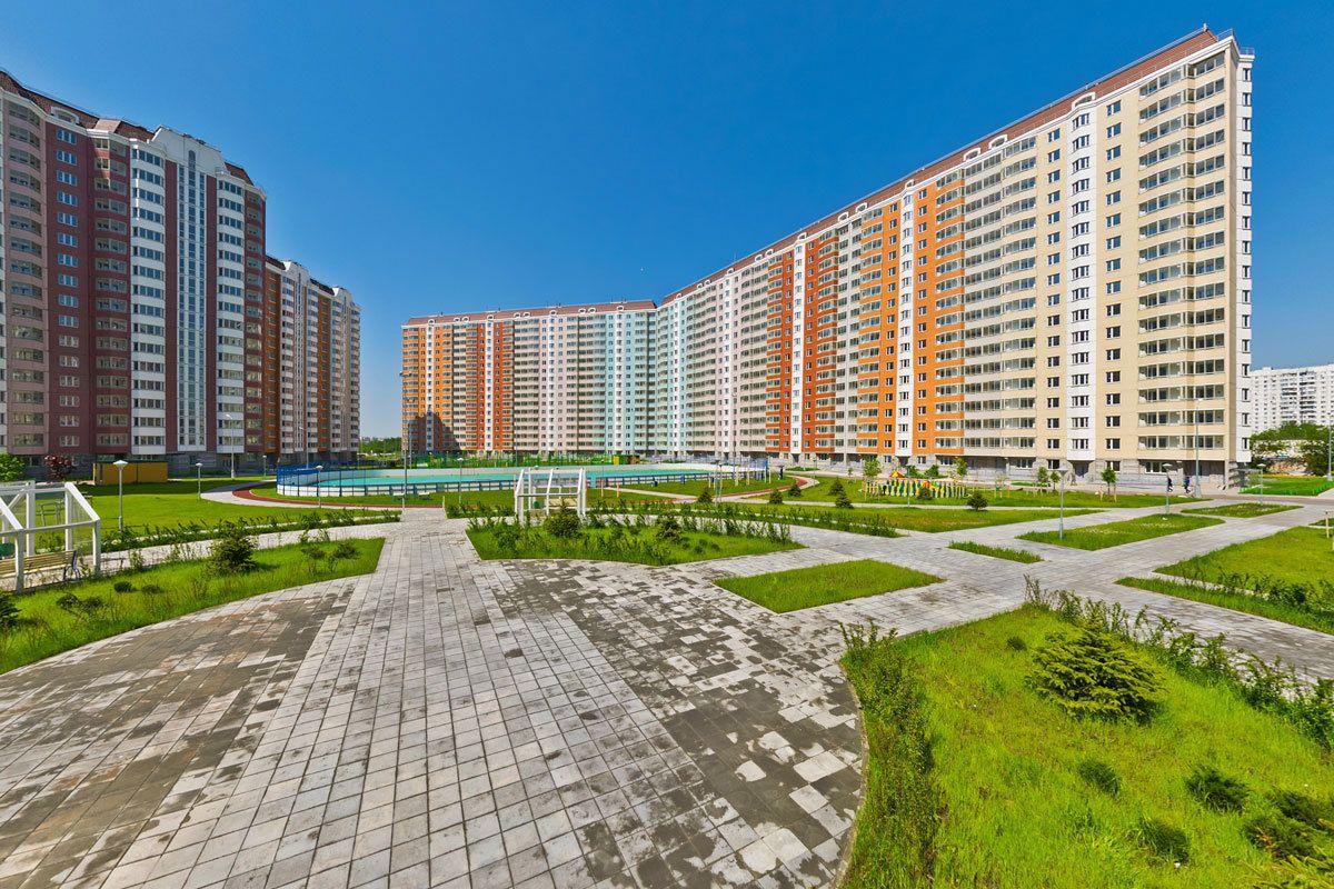 продажа квартир В Солнцево