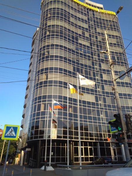 Бизнес-центр ЦМТ-Краснодар