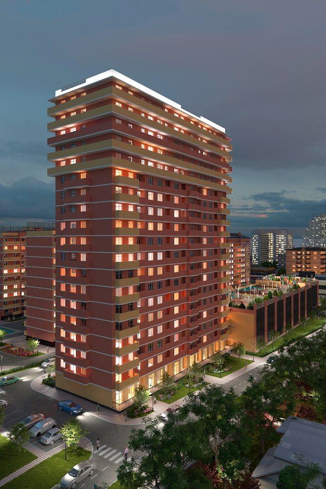 продажа квартир Акварели-3