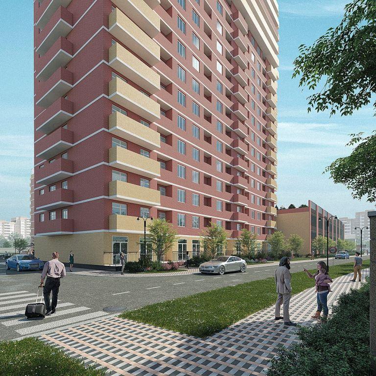 жилой комплекс Акварели-3