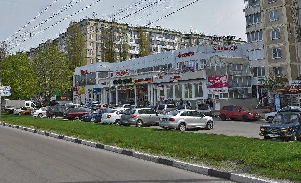 продажа помещений в ТЦ Азалия