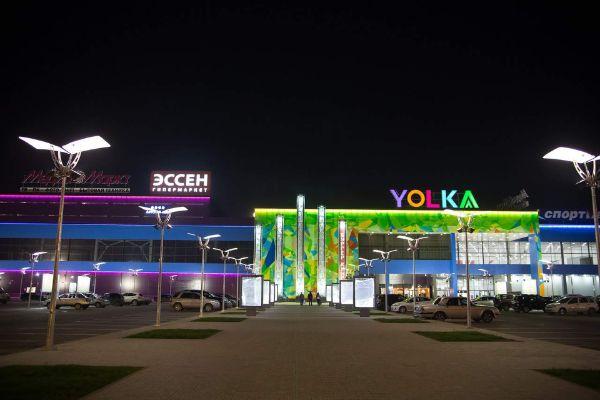 Торгово-развлекательный центр Yolka (Ёлка)