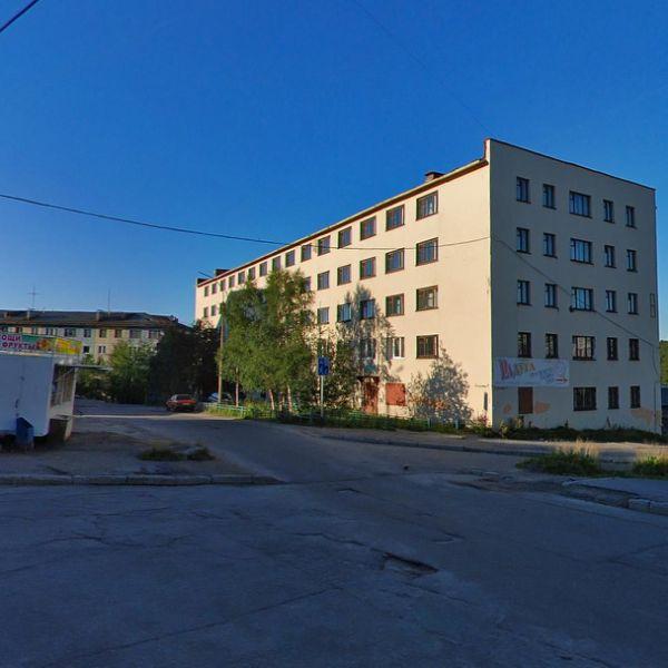 Отдельно стоящее здание на проезде Ивана Халатина, 7