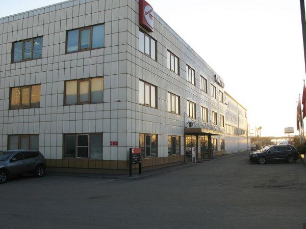 Индустриальный парк Шереметьево
