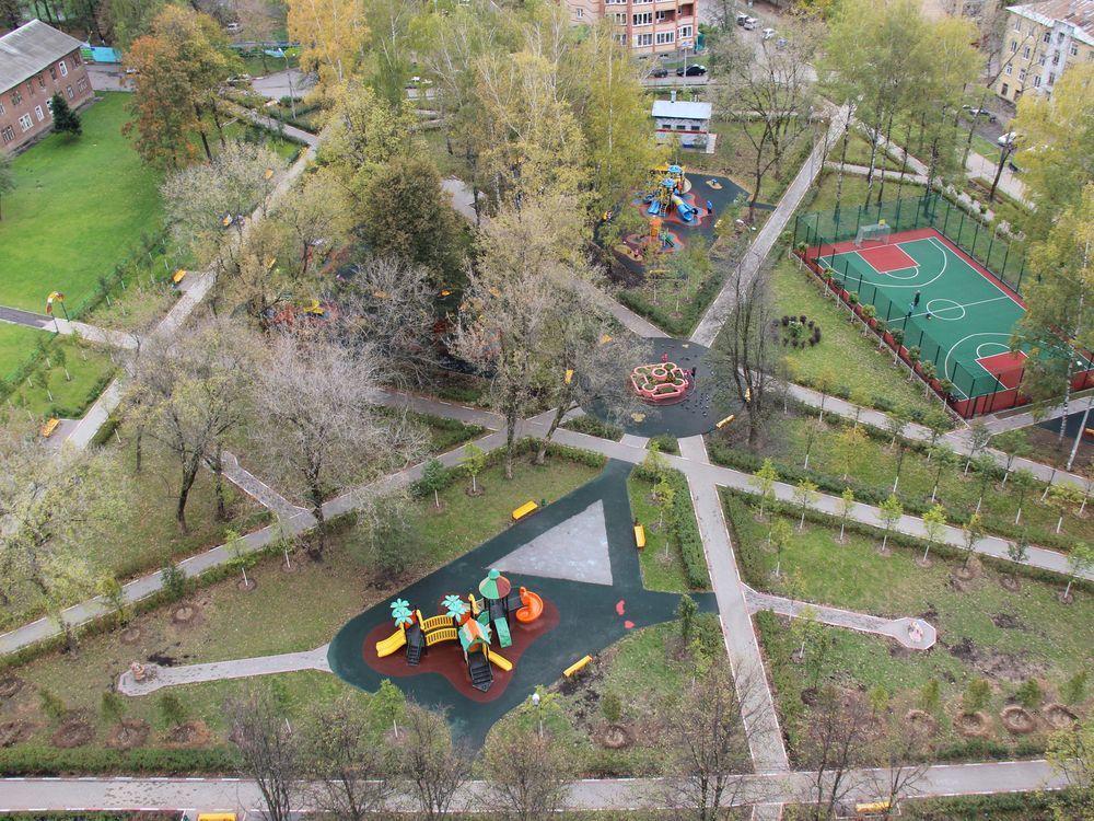 жилой комплекс Хлебозаводская 41а