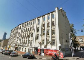 Аренда офиса 40 кв Народная улица арендовать офис Сухаревский Большой переулок