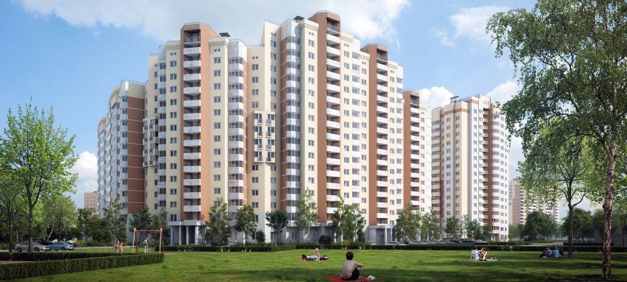 жилой комплекс Борисоглебский