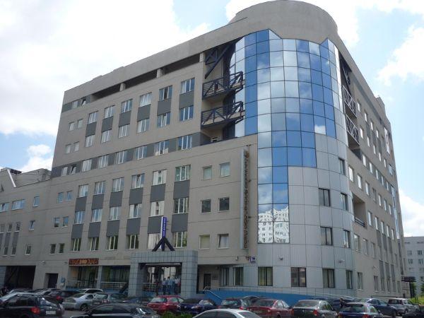 Бизнес-центр Пришвина, 8