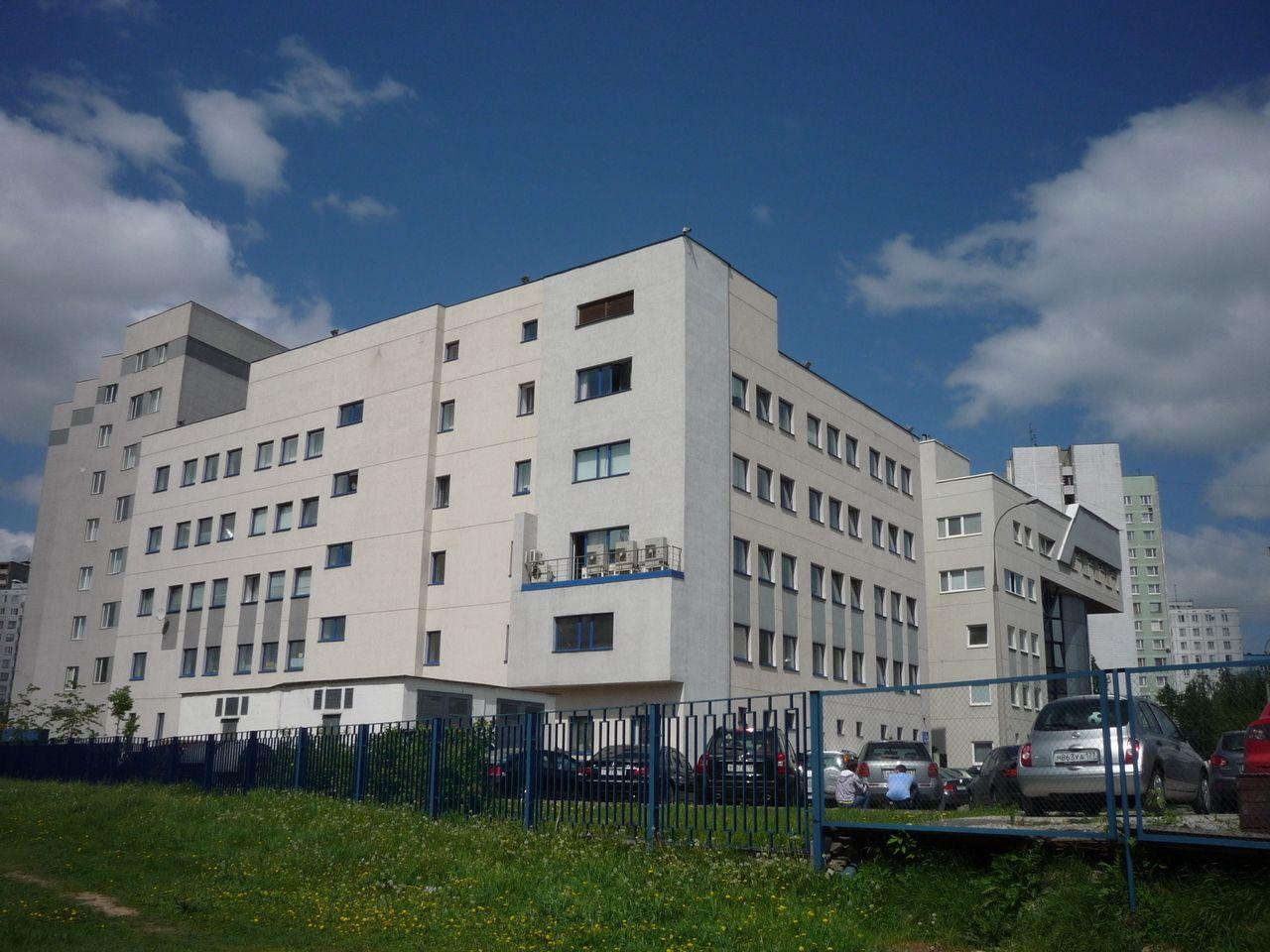 аренда помещений в БЦ Пришвина, 8