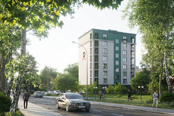 4-я Фотография ЖК «на ул. Карташева 127»
