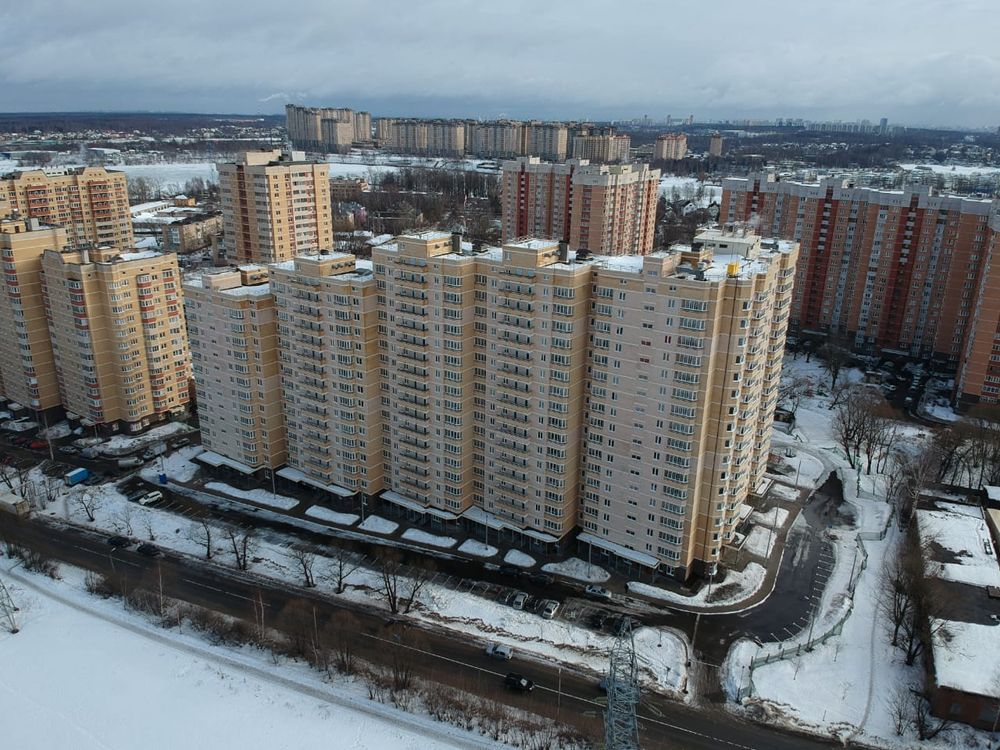 жилой комплекс Хлебниково