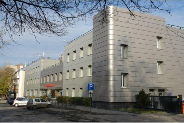 Офисно-складской комплекс на Гаранина