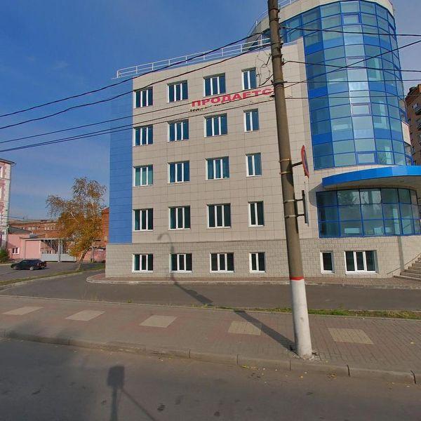 Бизнес-центр на ул. Добролюбова, 22А