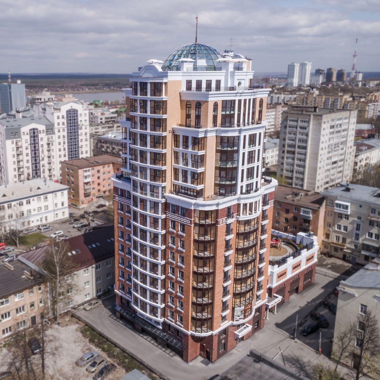 продажа квартир Дом на Вознесенской