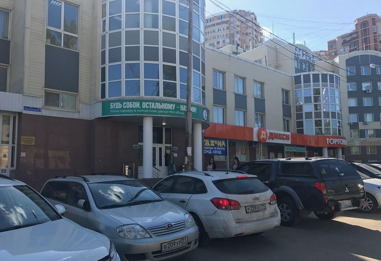 продажа помещений в ТЦ на ул. Михеева, 15