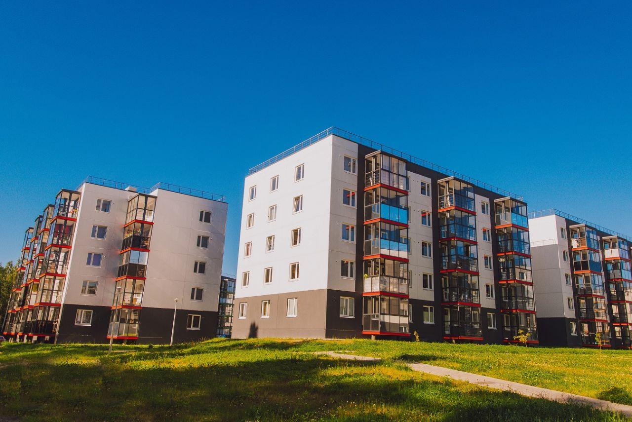 жилой комплекс Древлянка-8