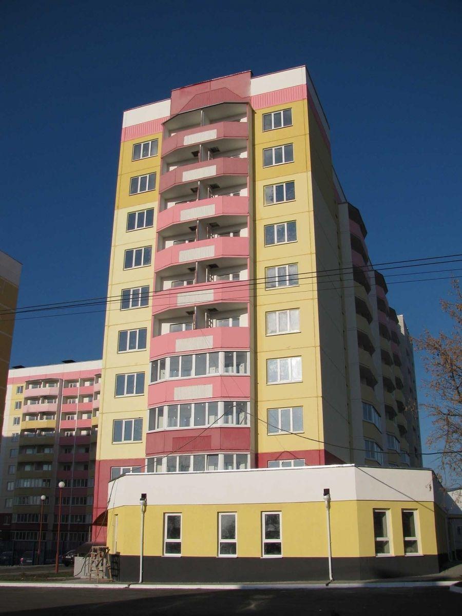 купить квартиру в ЖК по  ул. Институтская, 144