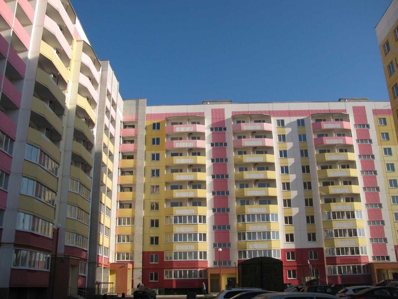 ЖК по  ул. Институтская, 144