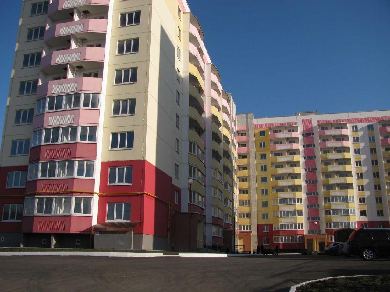 жилой комплекс по  ул. Институтская, 144