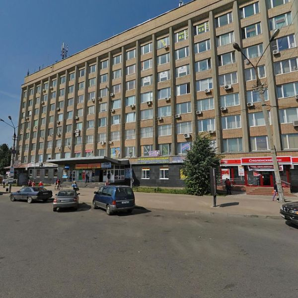 Отдельно стоящее здание на ул. Кашена, 1